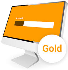 Just follow the instruction to download AOL desktop gold for window 10